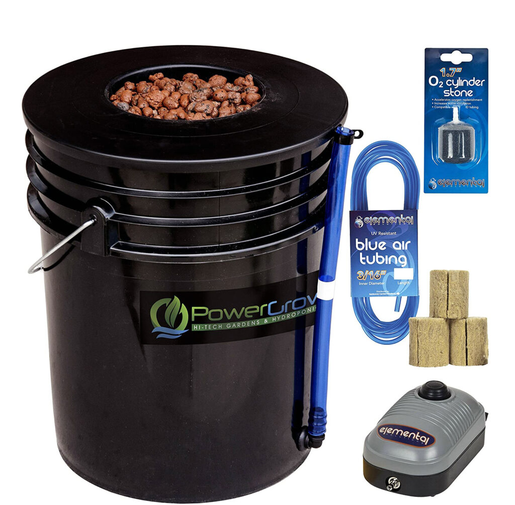 Hydroponic System for Tomatoes