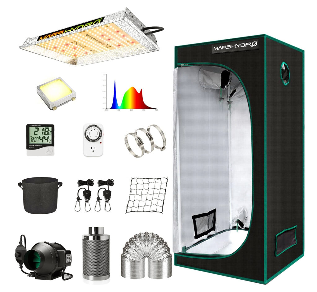 Best Small Grow Tent kit