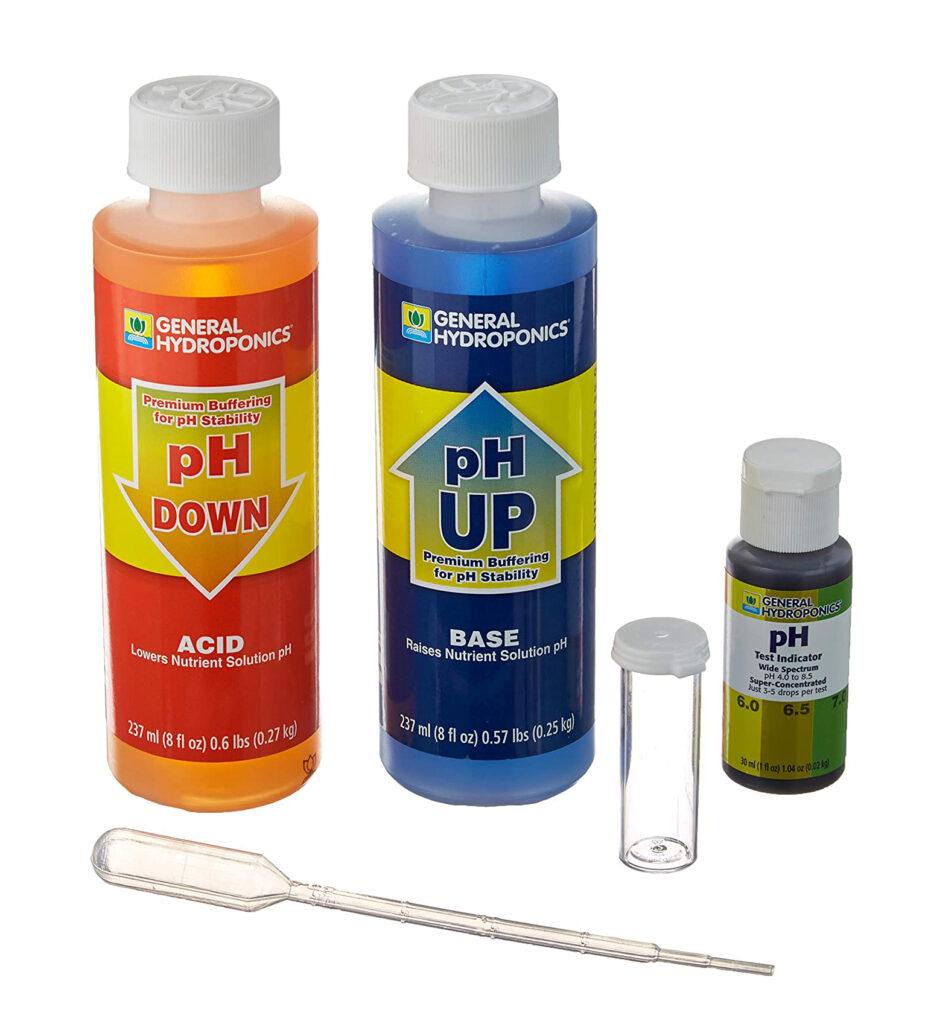 Best General Hydroponics pH Test Kit