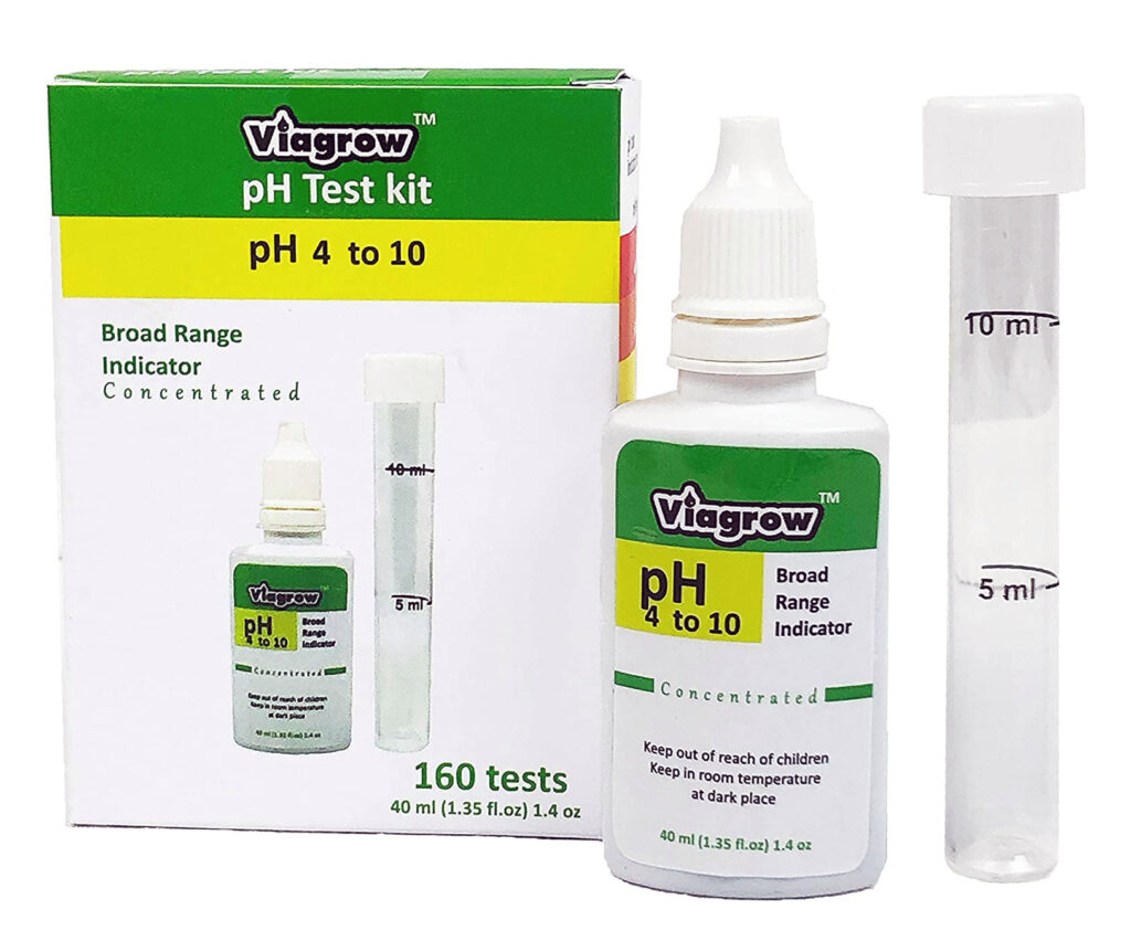 pH Up and Down for Hydroponics