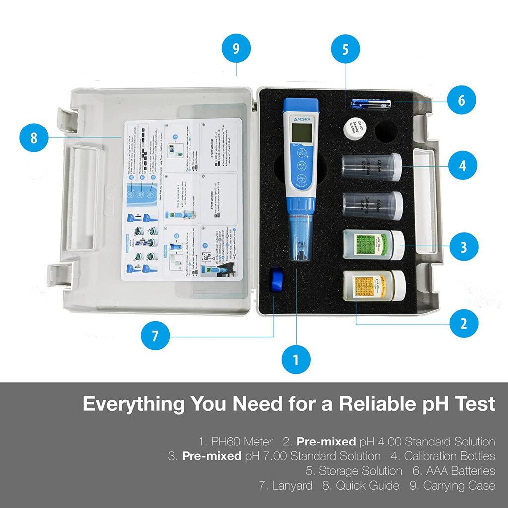 Best Water pH Tester