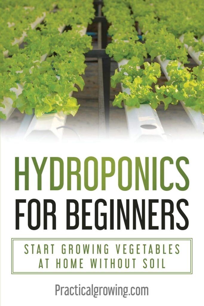 books on how to grow hydroponics for beginners