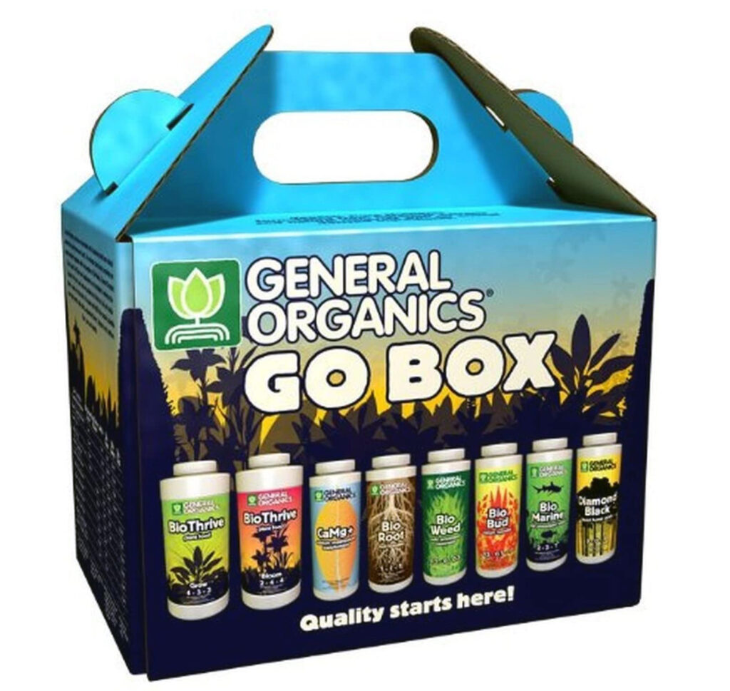 organic hydroponic nutrients